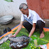 Vu Dai village busy preparing braised fish for Tet