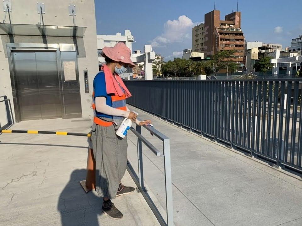 河樂廣場微解封|管控進場500人|是否恢復供水戲水尚待評估