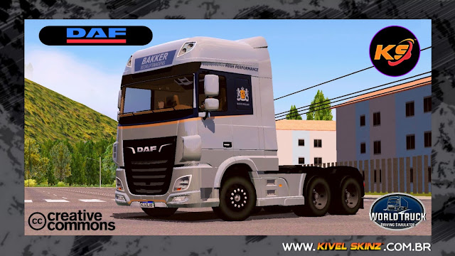 DAF XF - HIGH PERFORMANCE