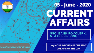 Top-Most-5th-June-2020-Current-Affairs