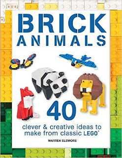 Brick Animals: 40 Clever & Creative Ideas To Make From Classic LEGO® PDF