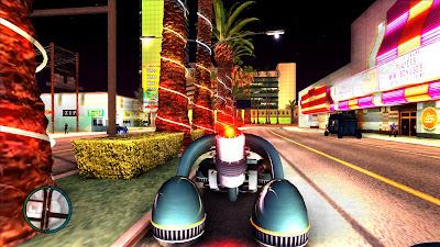 GTA San Andreas Alien City Mod Pack 2021