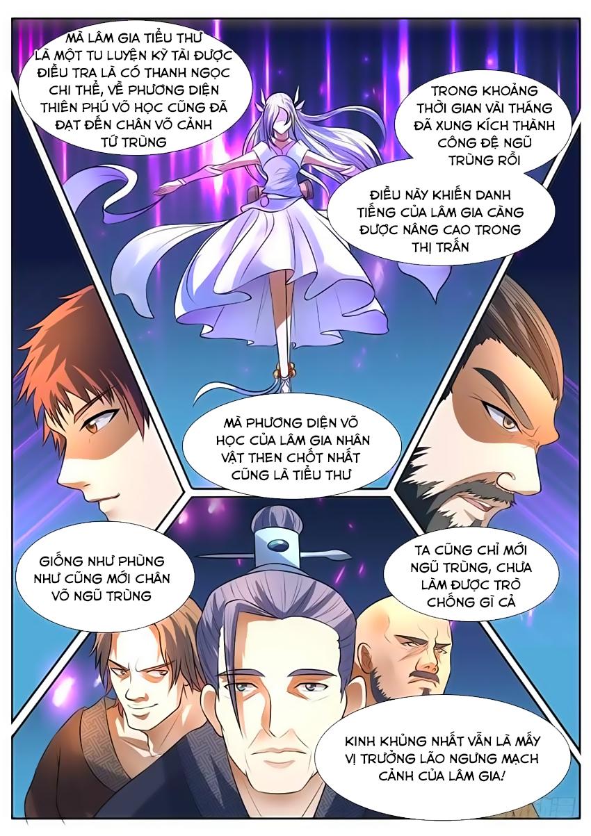 Ngự Thiên chap 11 - Trang 8