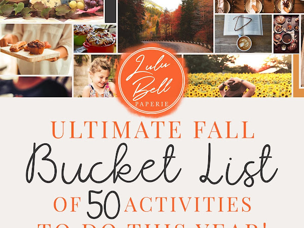 Ultimate Fall Bucket List - A List of the Top 50 Autumn Activities To Do This Year!