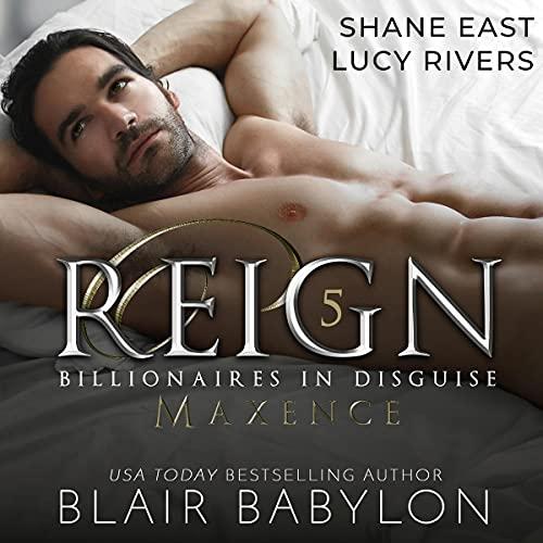 #audiblereview #fivestar - A Royal Romantic Suspense Novel (Billionaires in Disguise: Maxence, Book 7)  Author: Blair Babylon   @BlairBabylon