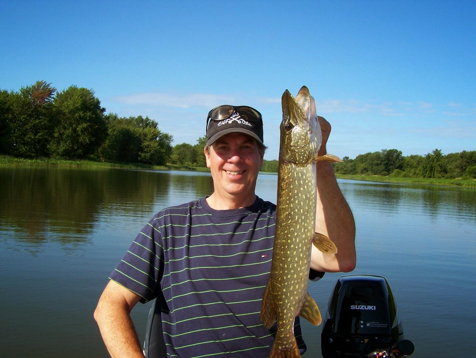 Histoires de pêche, blogue de pêche, Daniel Lefaivre, pêche à la dérive