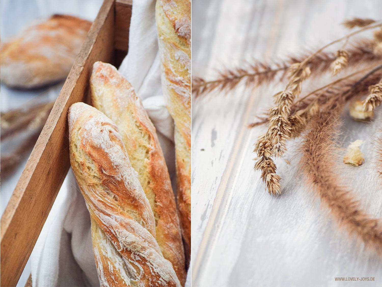 Baguettes Backen Rezept Paris Rusitkal Weinkiste