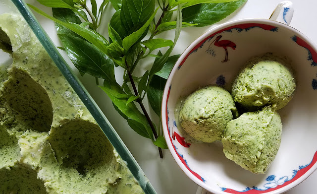66 Square Feet (Plus): Basil ice cream and other garden wonders