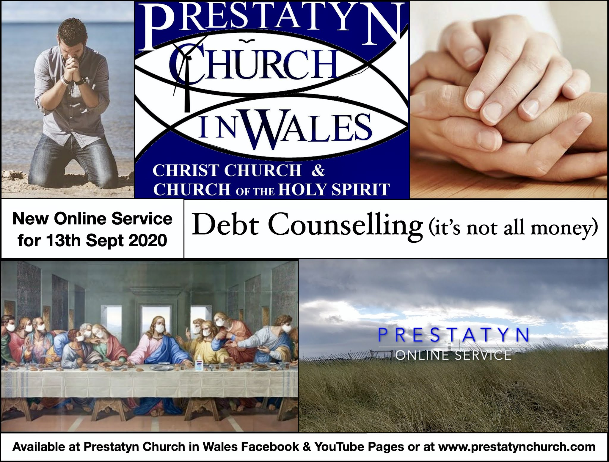 """The theme is """"Debt Counselling (It's not all money)"""""""