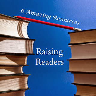 Resources for Raising Readers - free printables, expert advice, and book lists for kids