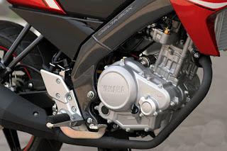 Motorcycle Yamaha New Vision Enggine