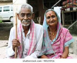 An India couple who look similar to the people I met