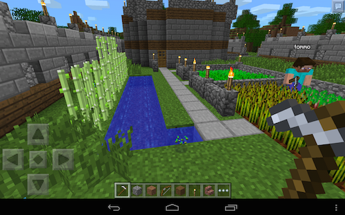 Minecraft Pocket Edition 0.9.0 .APK android Download