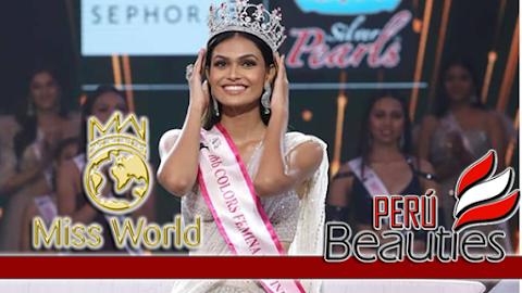 Suman Rao es Miss India 2019
