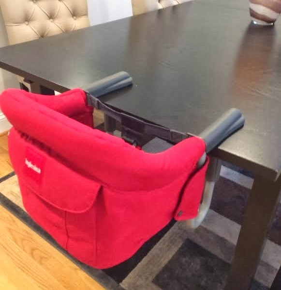 Fast Table Chair Slipper Slipcovers Our Tips And Tricks Buy This Inglesina Baby The Was Already A Permanent Fixture On Dining