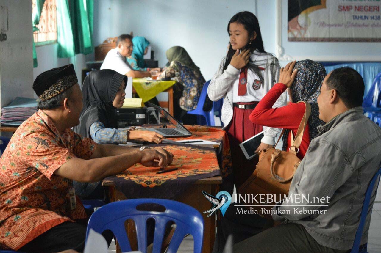 Tenang, Daya Tampung Siswa Baru SMP di Kebumen Melebihi Jumlah Lulusan SD Sederajat