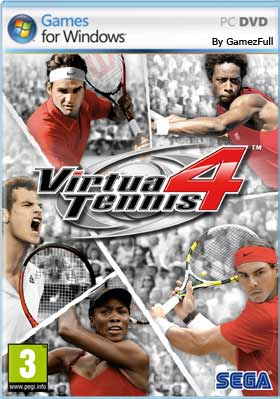 Virtua Tennis 4 PC [Full] Español [MEGA]