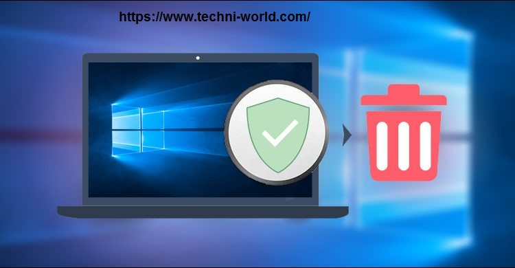 كيفية حذف برنامج الحماية من جذوره - طريقة حذف برنامج مكافحة ..