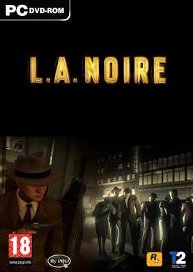 L.A Noire PC Full Español Edicion Completa ISO 2 DVD9