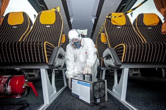 A MÁV és a Volánbusz is fokozottan fertőtleníti járműveit