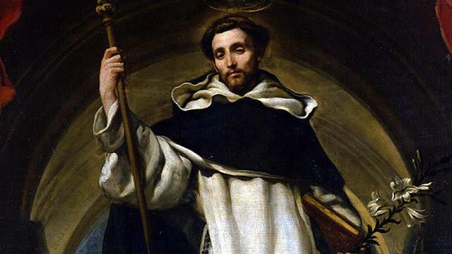 São Domingos de Gusmão fundou a Ordem dos Pregadores