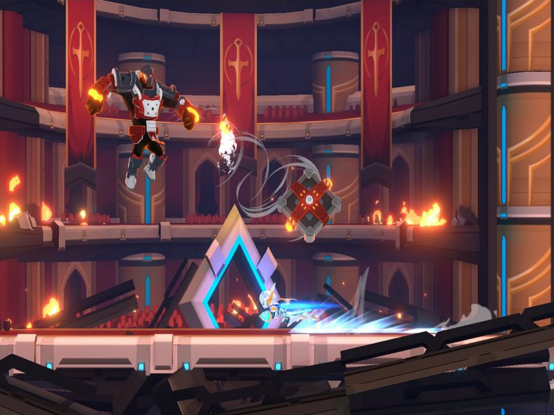 Download Fallen Knight Free Full Game For PC