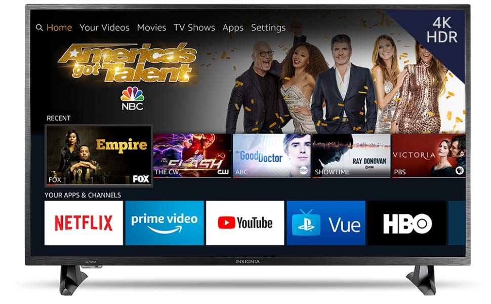 4 Best 4K Smart TVs for 2019