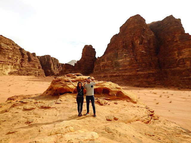 jordania que visitar