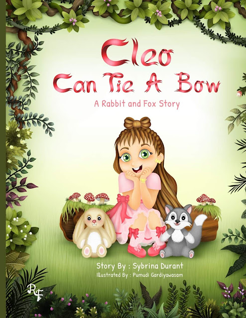 (Feature} - Learn To Tie A Bow With Cleo
