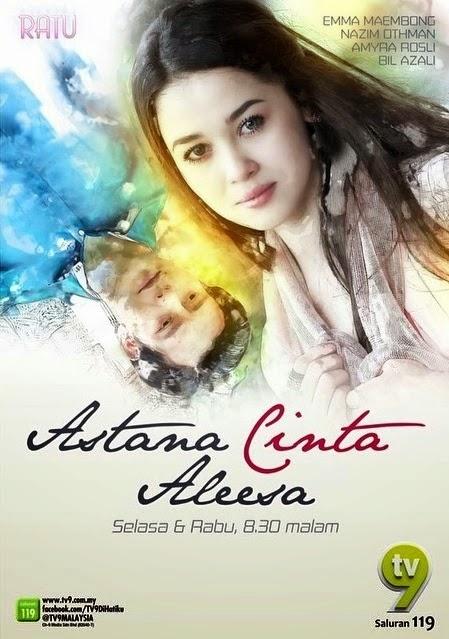 Astana Cinta Aleesa [Episod 2]