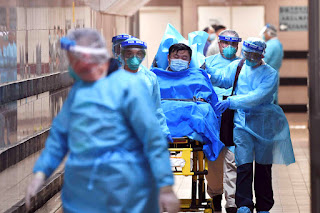 China Laporkan Kasus Baru Corona Naik Dua Kali Lipat