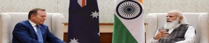 'Answer To Almost Every Question About China Is India': Australia's Tony Abbott
