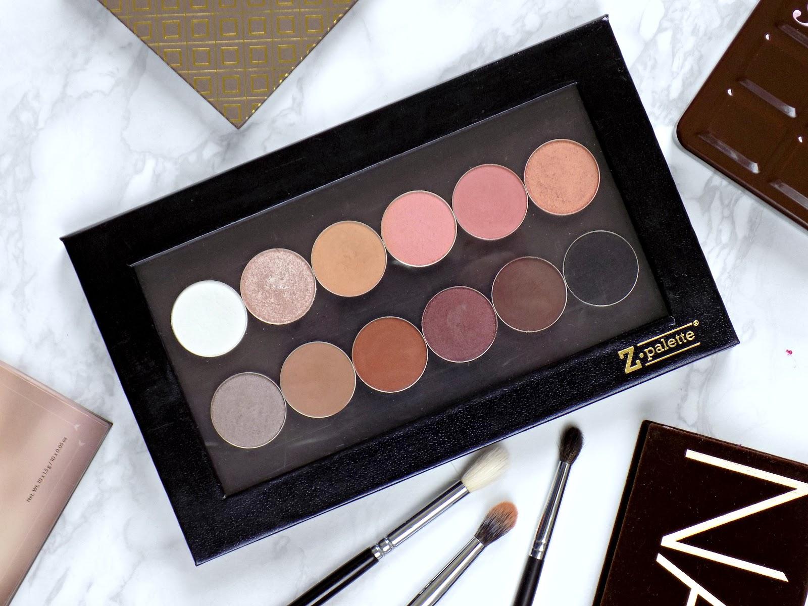Makeup palette creator