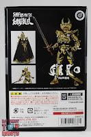 SH Figuarts Shinkocchou Seihou Garo (Saejima Raiga) Box 03
