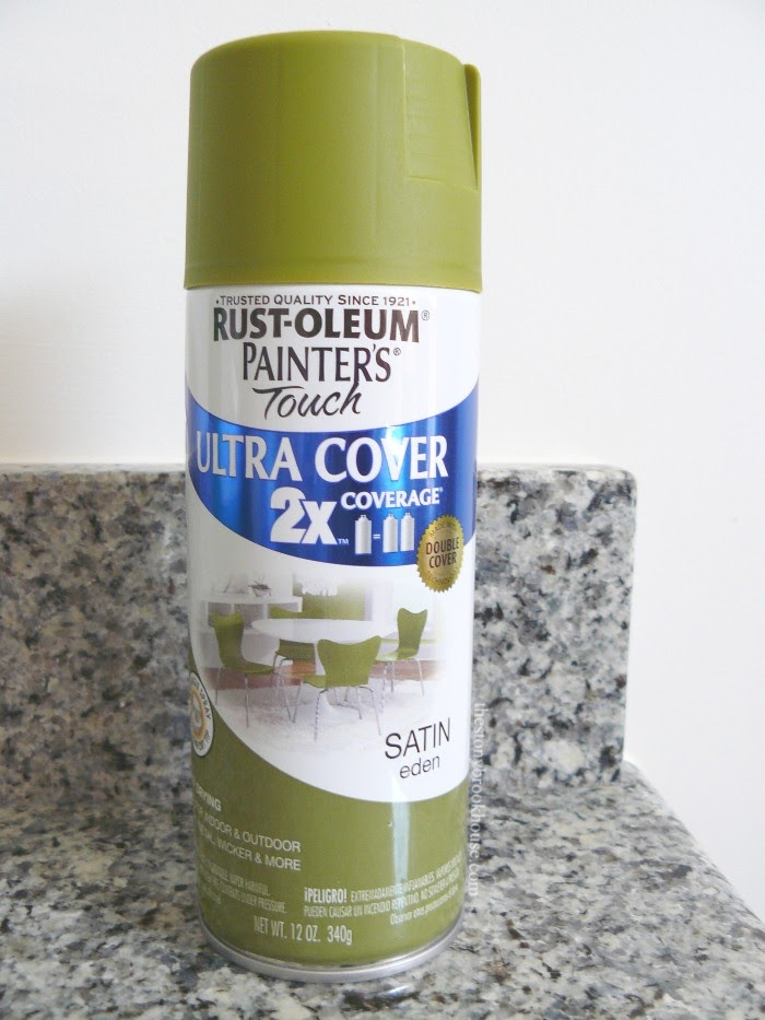Rustoleum Spray Paint Eden