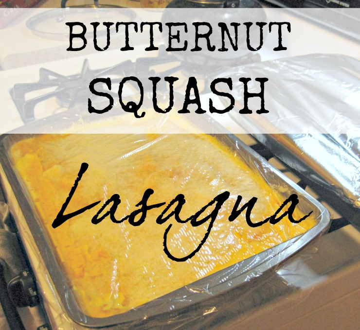 butternut squash recipe entree main dish