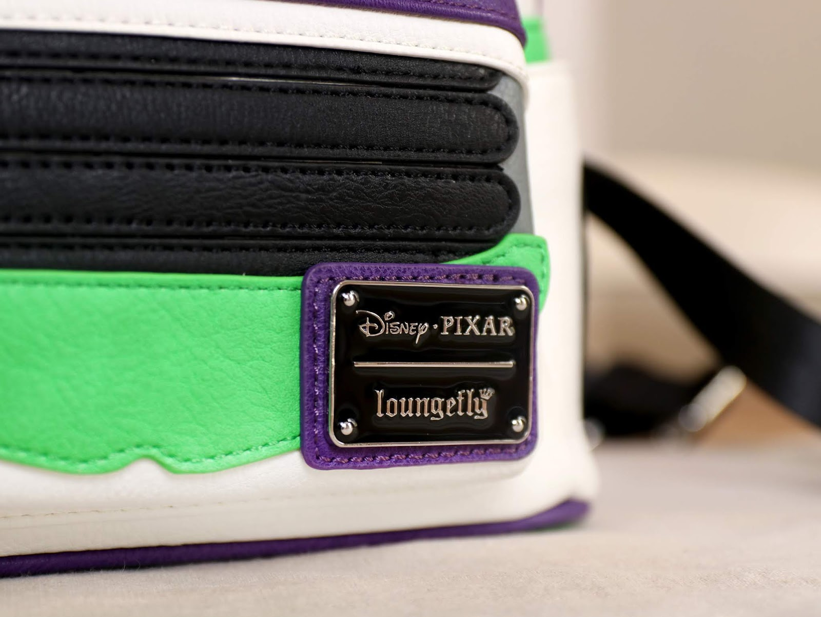 toy story buzz lighyear loungefly backpack review