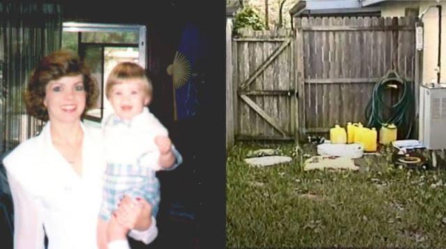 Во дворе дома детства мужчина нашел кости: это оказалась его пропавшая мать!