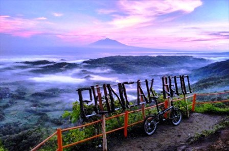 Wisata Puncak Becici Yogyakarta