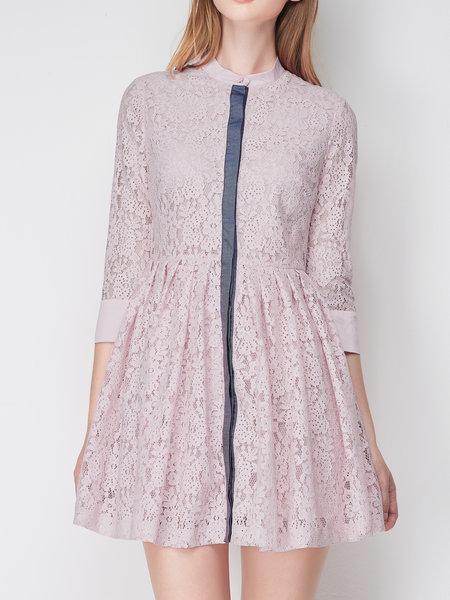 crochet pink dress crochet bikini top tendenza crochet primavera estate 2017
