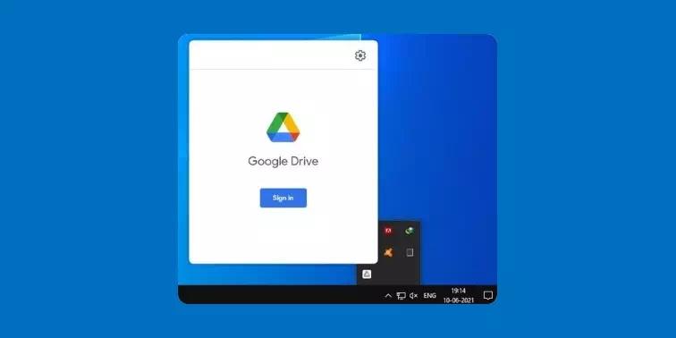 Cara Menambahkan Google Drive ke File Explorer di PC Windows 10