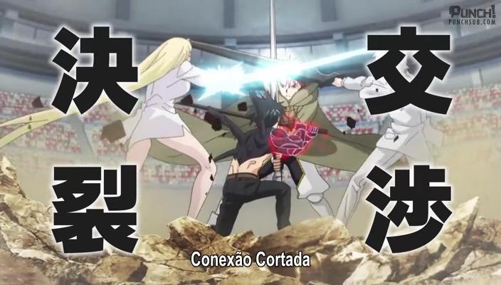 UQ Holder!: Mahou Sensei Negima! 2 – Episódio 12 – Adeat! Amor Eterno