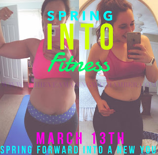 spring into fitness, beachbody, workouts, beachbody on demand, workouts, home workouts, support, spring, summer, bikinis, amber lindsayy, 21 day fix, whole30, healthy recipes, support groups, clean eating support