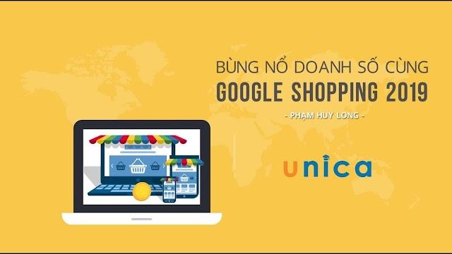 Bùng nổ doanh số cùng Google Shopping