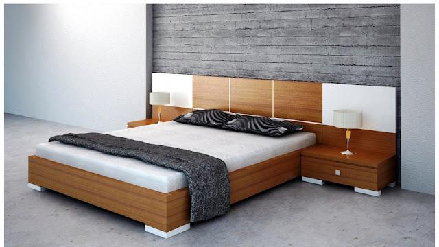 Giường ngủ hiện đại cho phòng ngủ