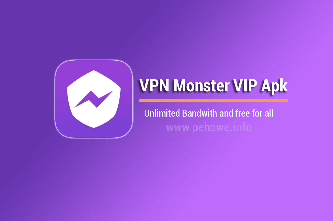 VPN Monster Proxy VIP Apk