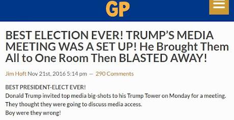news trump exploded media execs during record meeting king firing squad