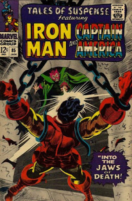 Tales of Suspense #85, Iron Man vs the Mandarin