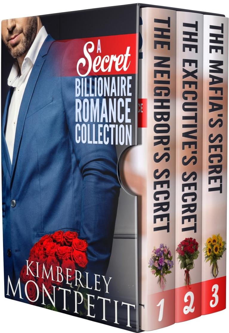 Kimberley Montpetit: Three Secret Billionaire Romances in One Boxed Set!