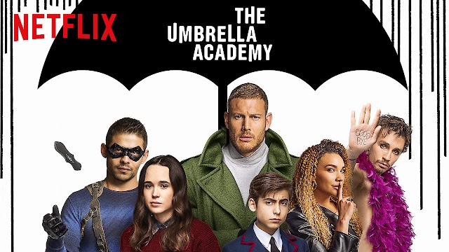 The Umbrella Academy (Serial 2019) trailer si detalii